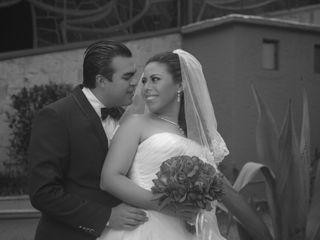 La boda de Grysel y Jonathan