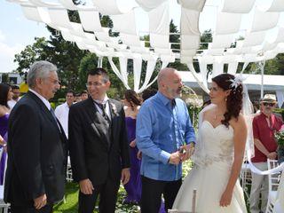 La boda de Marcela y Bernardo 2