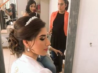 La boda de Teresa Estefania  y Noé Andrés  1