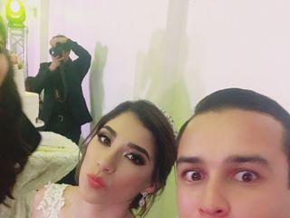 La boda de Teresa Estefania  y Noé Andrés  3