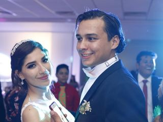 La boda de Teresa Estefania  y Noé Andrés
