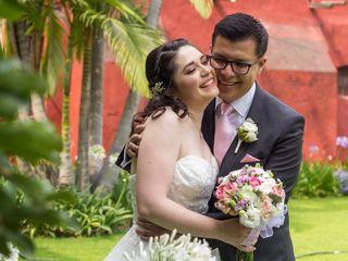 La boda de Carlos Daniel y Estefanía