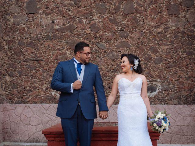 La boda de Magaly y Carlos