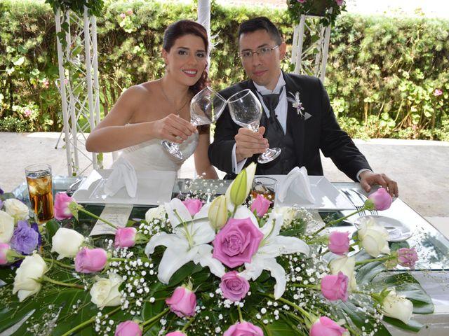 La boda de Marcela y Bernardo