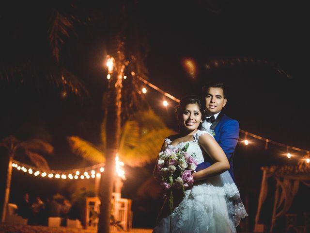 La boda de Yanderi y Fernando