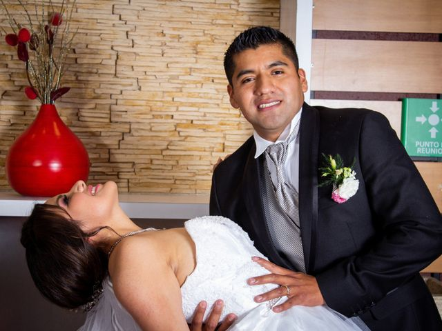 La boda de Yadira y Fernando