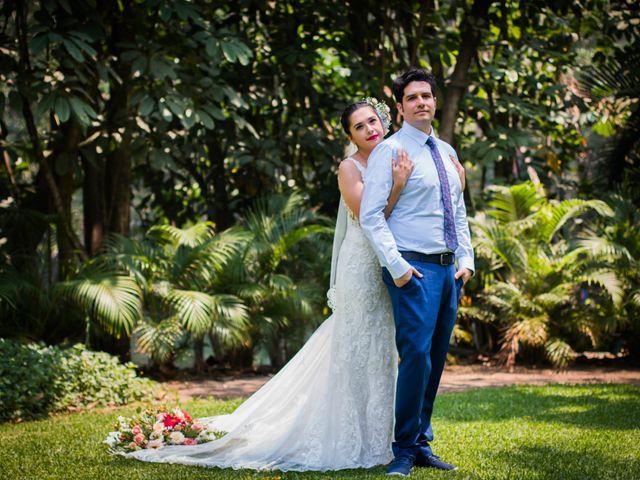 La boda de Evelin y Andrés
