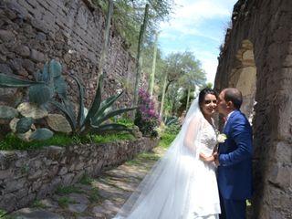 La boda de Steph y Edwin 1