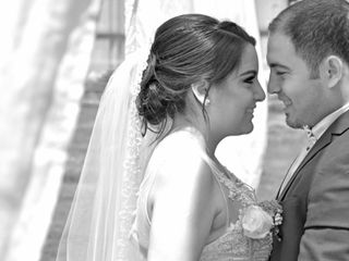 La boda de Steph y Edwin 2