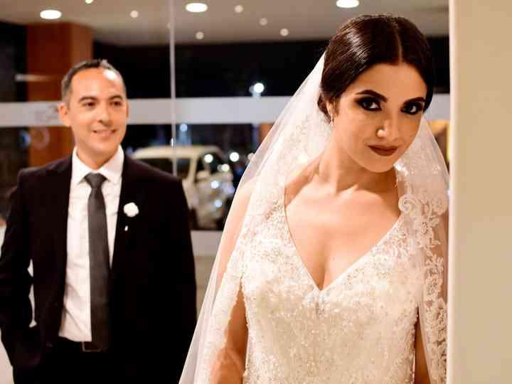 La boda de Lupita y Osiris