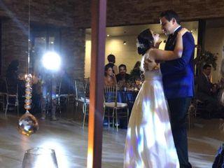 La boda de Alejandra  y Aarón  1