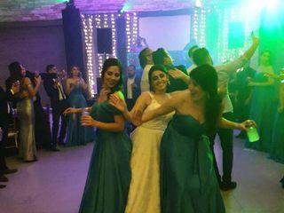 La boda de Alejandra  y Aarón  2