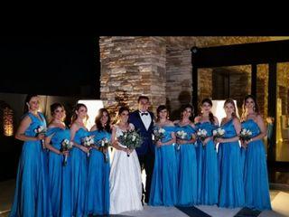 La boda de Alejandra  y Aarón  3