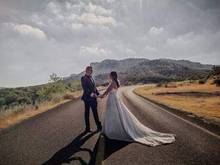 La boda de Alejandra  y Aarón