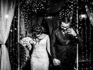 La boda de Jocelyn y José