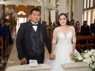 La boda de Luisa Karely y Ciro Alberto 2