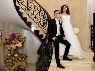 La boda de Ilse y Germán