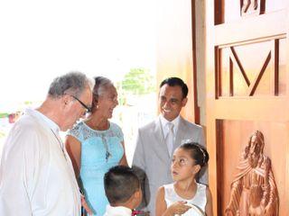 La boda de Linda Cristell y Jesús Manuel 1