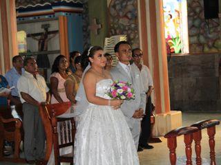 La boda de Linda Cristell y Jesús Manuel 3