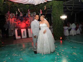 La boda de Linda Cristell y Jesús Manuel