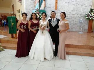 La boda de Brenda  y Eder 2