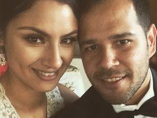La boda de Cassandra y Carlos