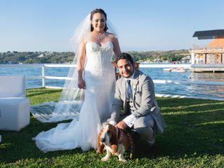 La boda de Hilda y Fernando