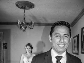 La boda de Gricelda  y Alejandro  2