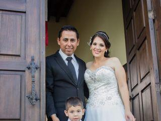 La boda de Gricelda  y Alejandro