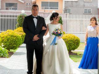 La boda de Alejandra y Sergio 3