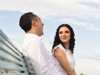 La boda de Lupita y Osiris 1