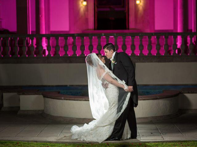 La boda de Julio y Mireya
