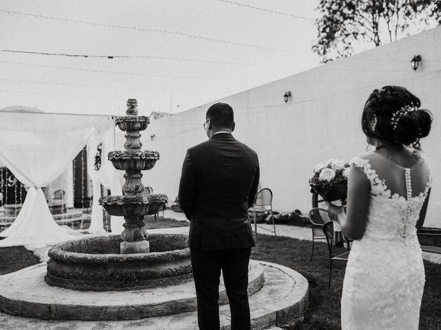 La boda de José y Jocelyn en Tehuacán, Puebla 30
