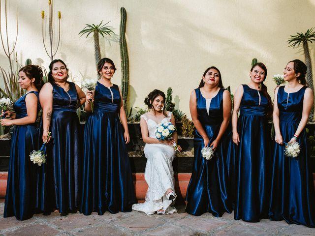 La boda de José y Jocelyn en Tehuacán, Puebla 44