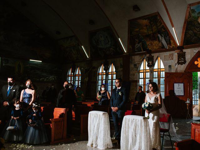 La boda de José y Jocelyn en Tehuacán, Puebla 68