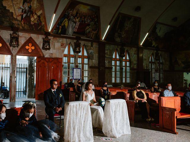 La boda de José y Jocelyn en Tehuacán, Puebla 74