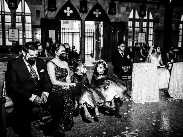 La boda de José y Jocelyn en Tehuacán, Puebla 75