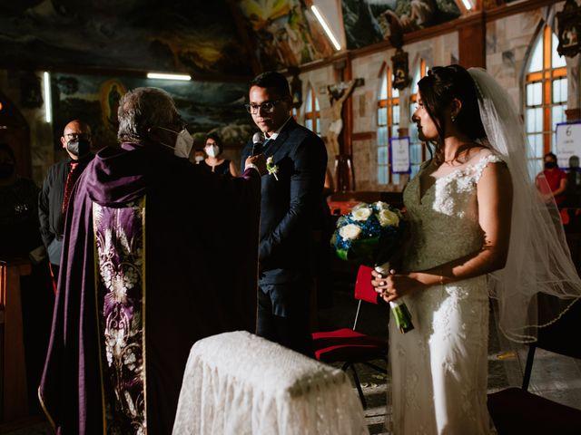 La boda de José y Jocelyn en Tehuacán, Puebla 77