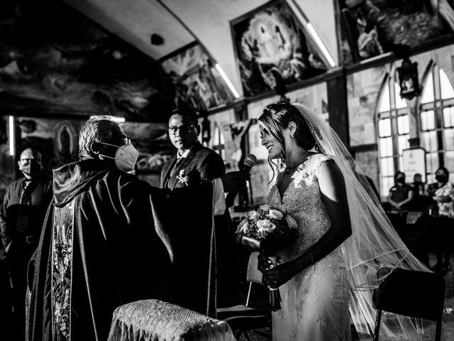 La boda de José y Jocelyn en Tehuacán, Puebla 78