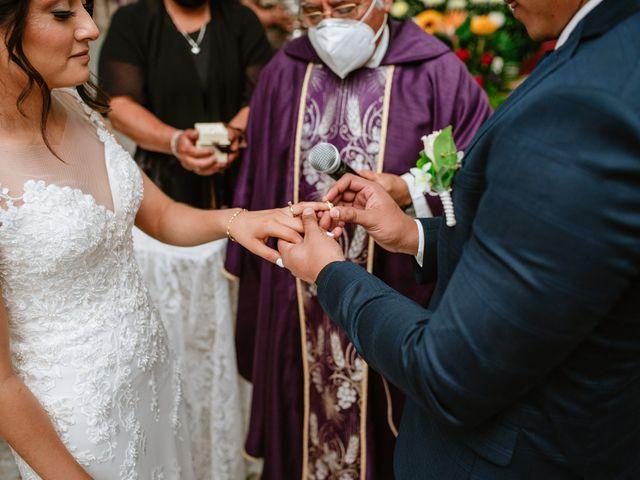 La boda de José y Jocelyn en Tehuacán, Puebla 84