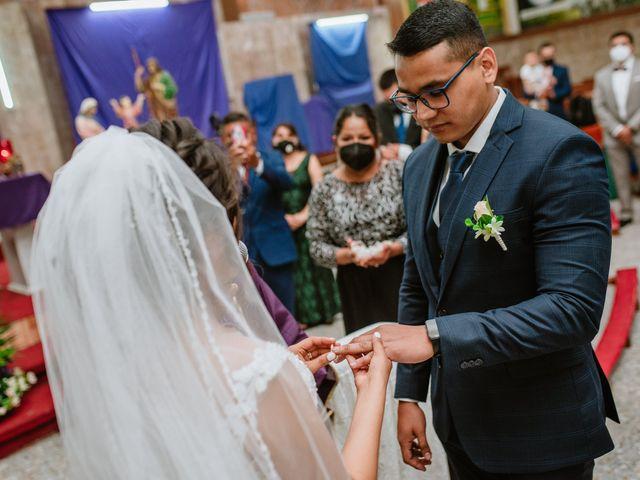 La boda de José y Jocelyn en Tehuacán, Puebla 86