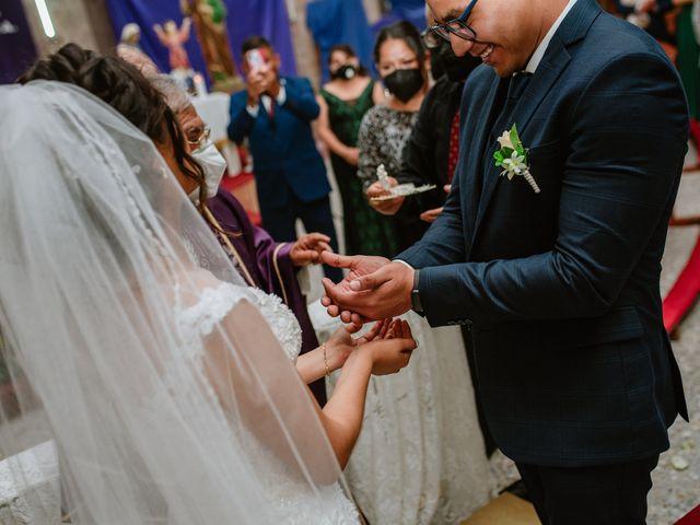 La boda de José y Jocelyn en Tehuacán, Puebla 87