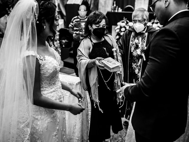 La boda de José y Jocelyn en Tehuacán, Puebla 89