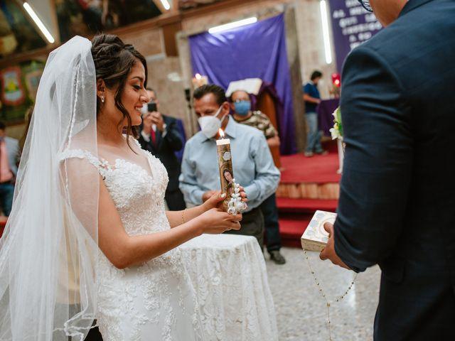 La boda de José y Jocelyn en Tehuacán, Puebla 90