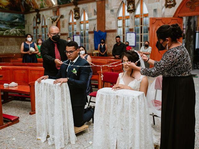La boda de José y Jocelyn en Tehuacán, Puebla 92