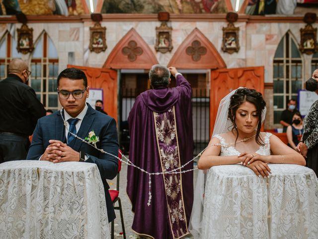 La boda de José y Jocelyn en Tehuacán, Puebla 95