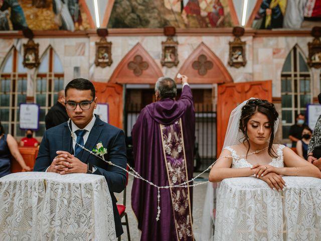 La boda de José y Jocelyn en Tehuacán, Puebla 96