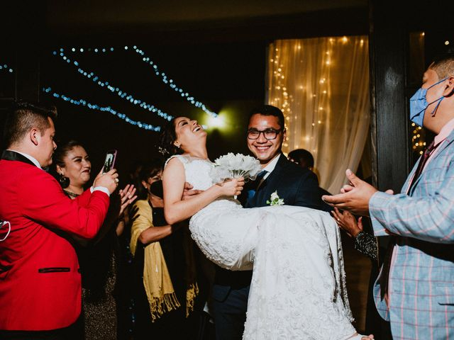 La boda de José y Jocelyn en Tehuacán, Puebla 107