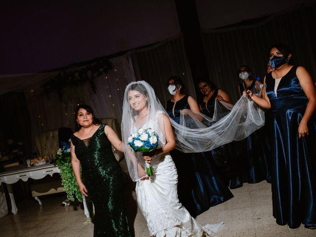 La boda de José y Jocelyn en Tehuacán, Puebla 167