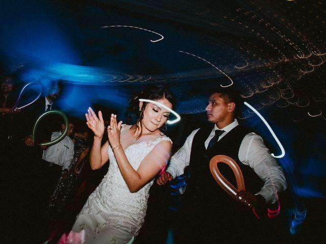 La boda de José y Jocelyn en Tehuacán, Puebla 197